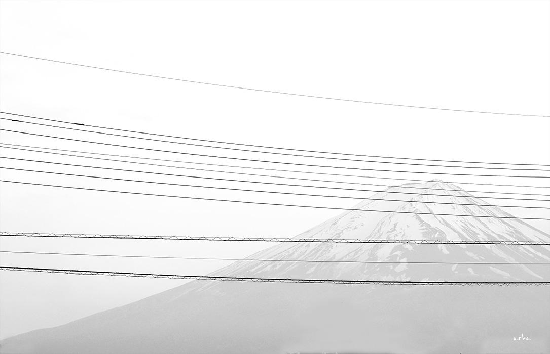 Mt-Fuji-and-line-minimalism